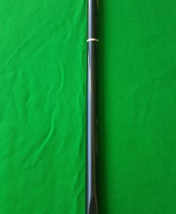 58 Three Quarter Ebony Butt Snooker Cue 4 2 - CBA30