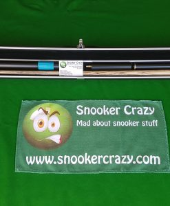 Majestic Snooker Cue and Case Set 3
