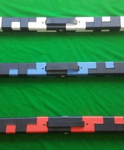 Rosewood Snooker Cue and Case Set 2