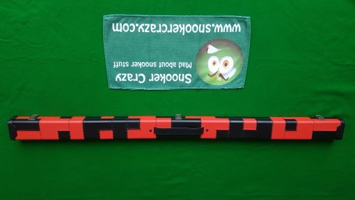 Snooker Crazy Cue and Case Set 3