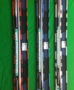 Snooker Crazy Cue and Case Set 7