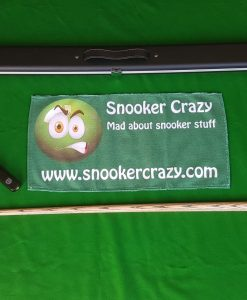 Snooker Crazy Thai Cue and Case Set 5