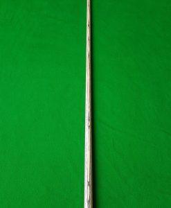 58 1 Piece Ebony Snakewood Snooker Cue CBA40 3