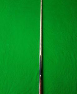 58 1 Piece Ebony Snakewood Snooker Cue CBA40 4