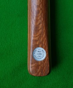 58 1 Piece Leopard Wood Snooker Cue CBA37 1