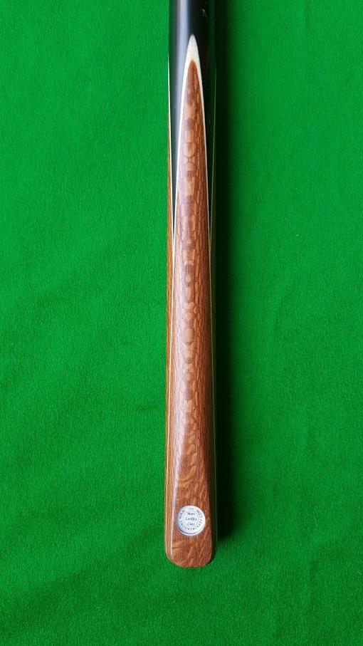 58 1 Piece Leopard Wood Snooker Cue CBA37 2