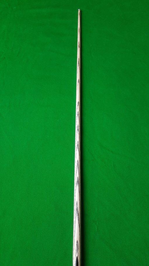 58 1 Piece Leopard Wood Snooker Cue CBA37 3