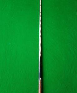 58 1 Piece Leopard Wood Snooker Cue CBA37 4