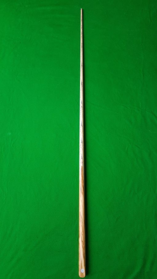 58 1 Piece Olive Wood Snooker Cue CBA36 4
