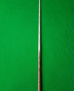 58 Three Quarter Bocotte Snooker Cue CBA34 3