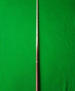 58 Three Quarter Cocobolo Snooker Cue CBA35 4