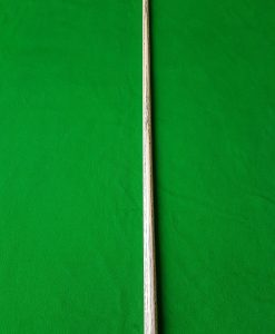 58 Three Quarter Ebony Pale Moon Snooker Cue CBA39 4