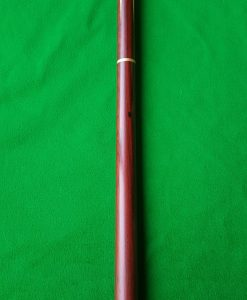 58 Three Quarter Full Cocobolo Snooker Cue CBA2 2