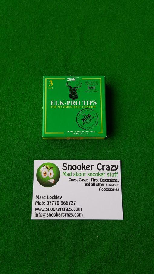 Elk Pro Snooker Cue Tips 3