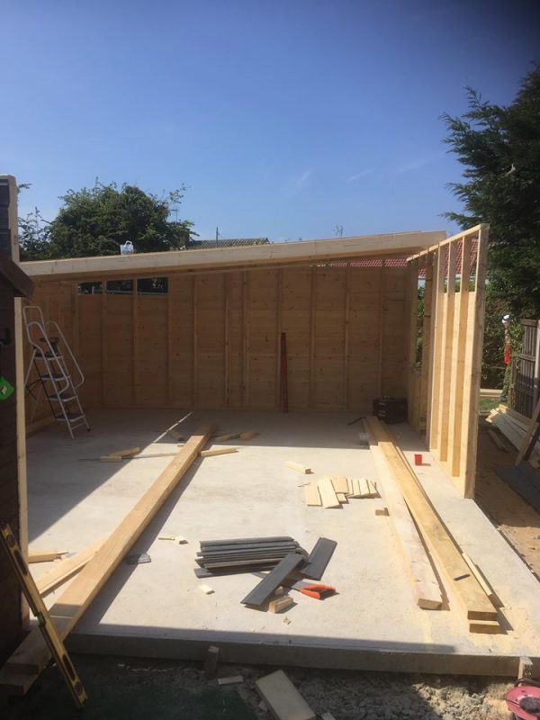 Build your own Snooker Room 4 2b