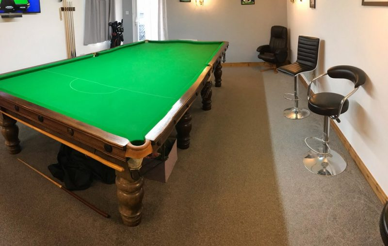 Build your own Snooker Room 4 30