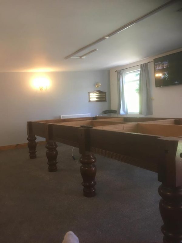 Build your own Snooker Room 4 4a