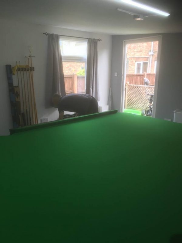 Build your own Snooker Room 4 5f