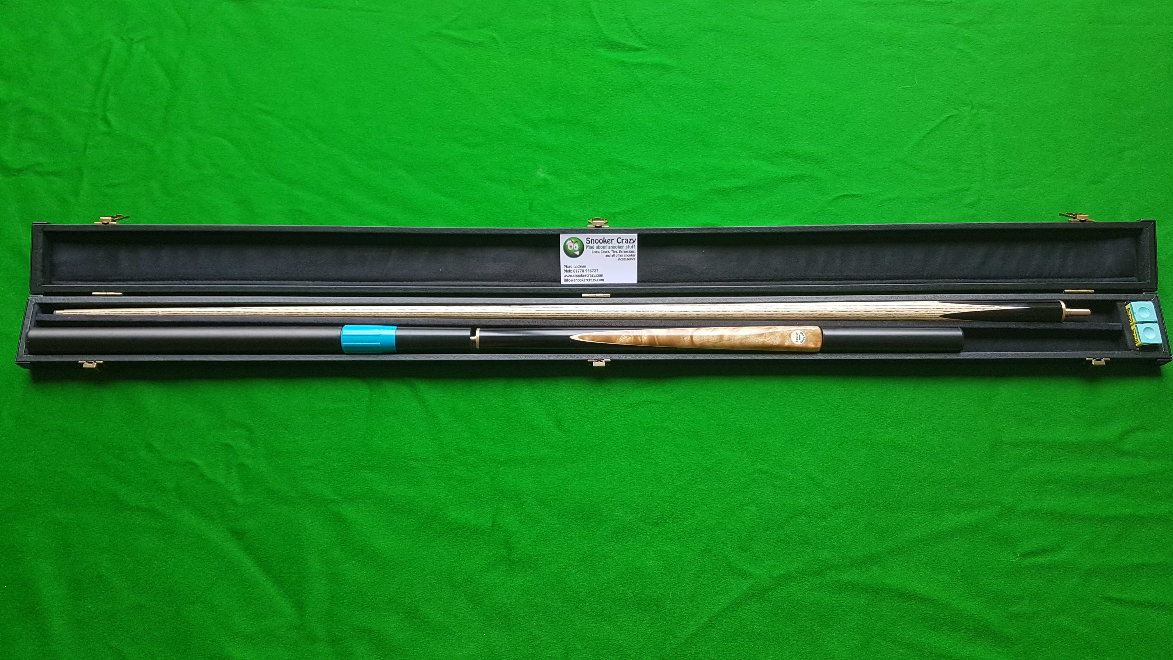 Taylor Made Snooker Cue Set