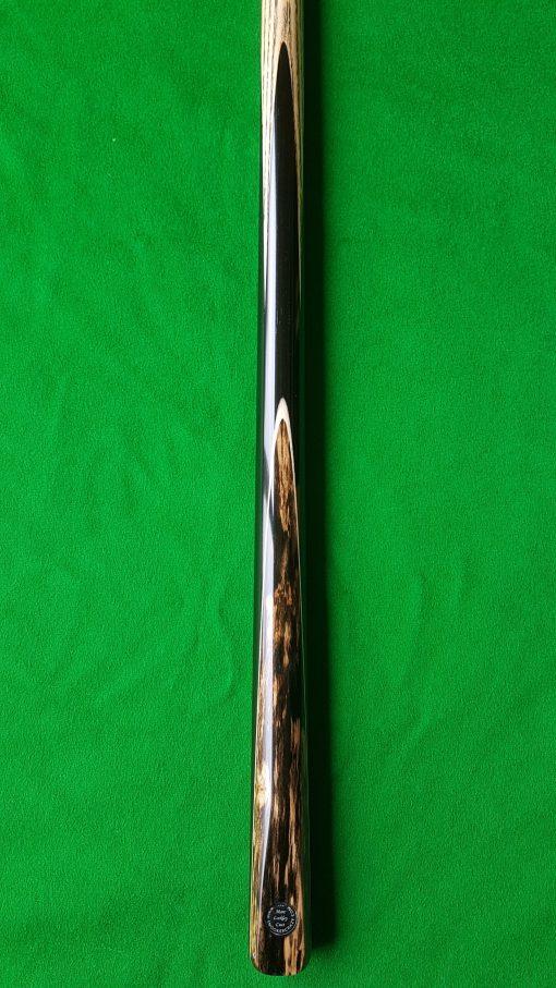 1 Piece Ebony Black Foxwood Snooker Cue 4