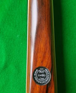 1 Piece Ebony Cocobolo Snooker Cue 1