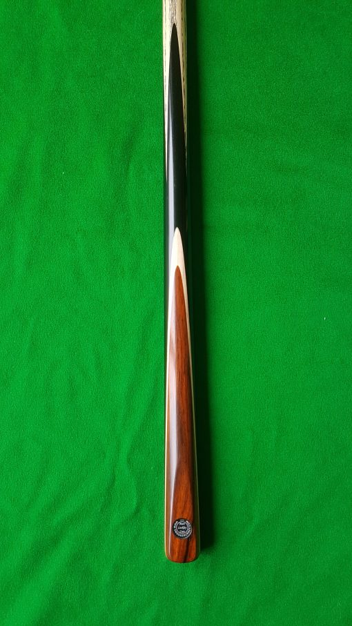 1 Piece Ebony Cocobolo Snooker Cue 2