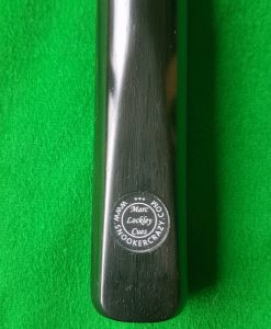 1 Piece Ebony Snooker Cue 1