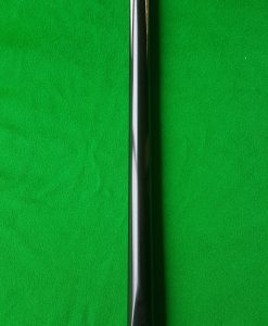56 1 Piece Ebony Snooker Cue CBA22 2