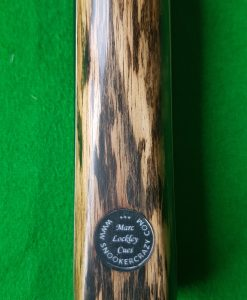 57 One Piece Black Foxwood Cue 1