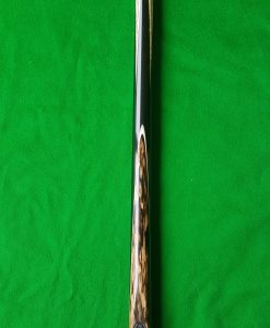 57 One Piece Black Foxwood Cue 2