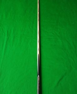 57 One Piece Black Foxwood Snooker Cue 3