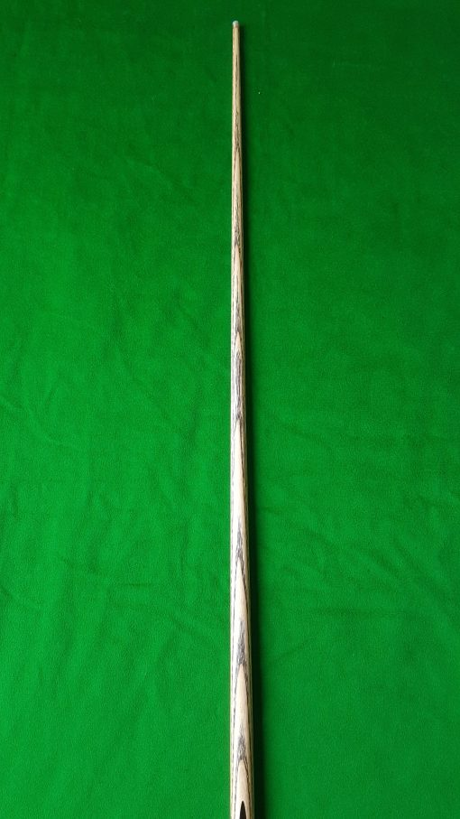 57 One Piece Black Foxwood Snooker Cue 4