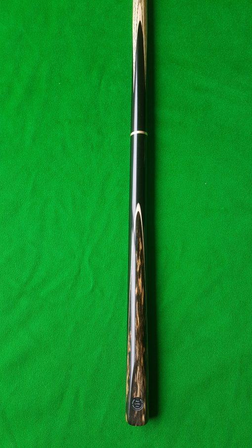 57 Three Quarter Black Foxwood Ebony Snooker Cue CBA17 2