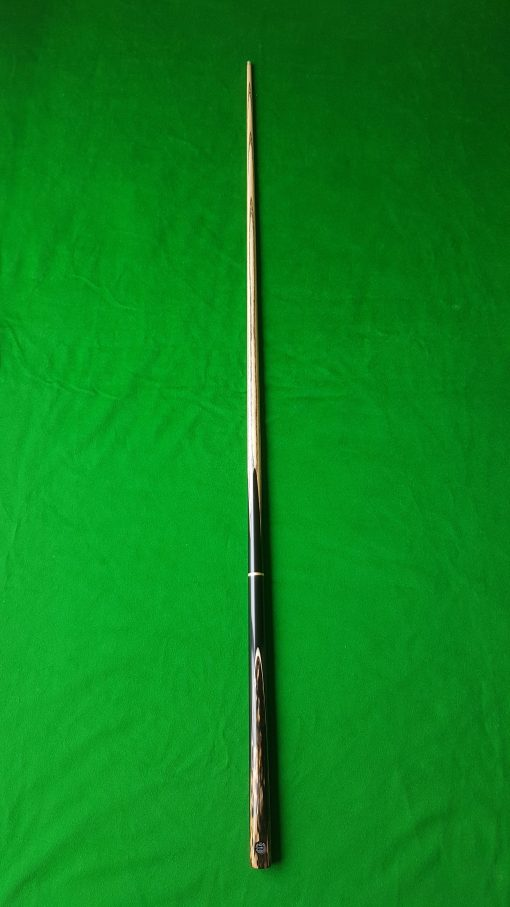 57 Three Quarter Black Foxwood Ebony Snooker Cue CBA23 4
