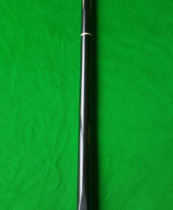 60 Three Quarter Ebony Butt Snooker Cue 2