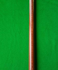 58 1 Piece Leopard Wood Snooker Cue CBA10 2