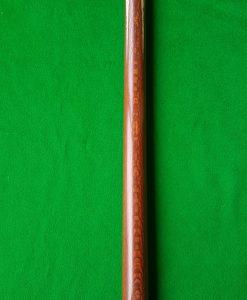 58 1 Piece Leopard Wood Snooker Cue CBA10 2