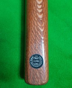 Three Quarter Leopard Wood Snooker Cue CBA1 4
