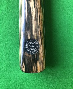 Black Foxwood Snooker Cue 1 CBA48