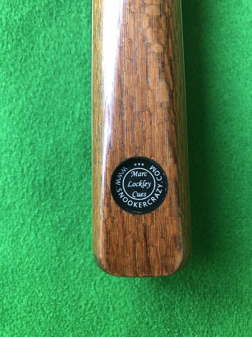 Leopard Wood Snooker Cue 1 CBA51