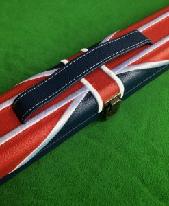 1 Piece Union Jack Flag Cue Case 1