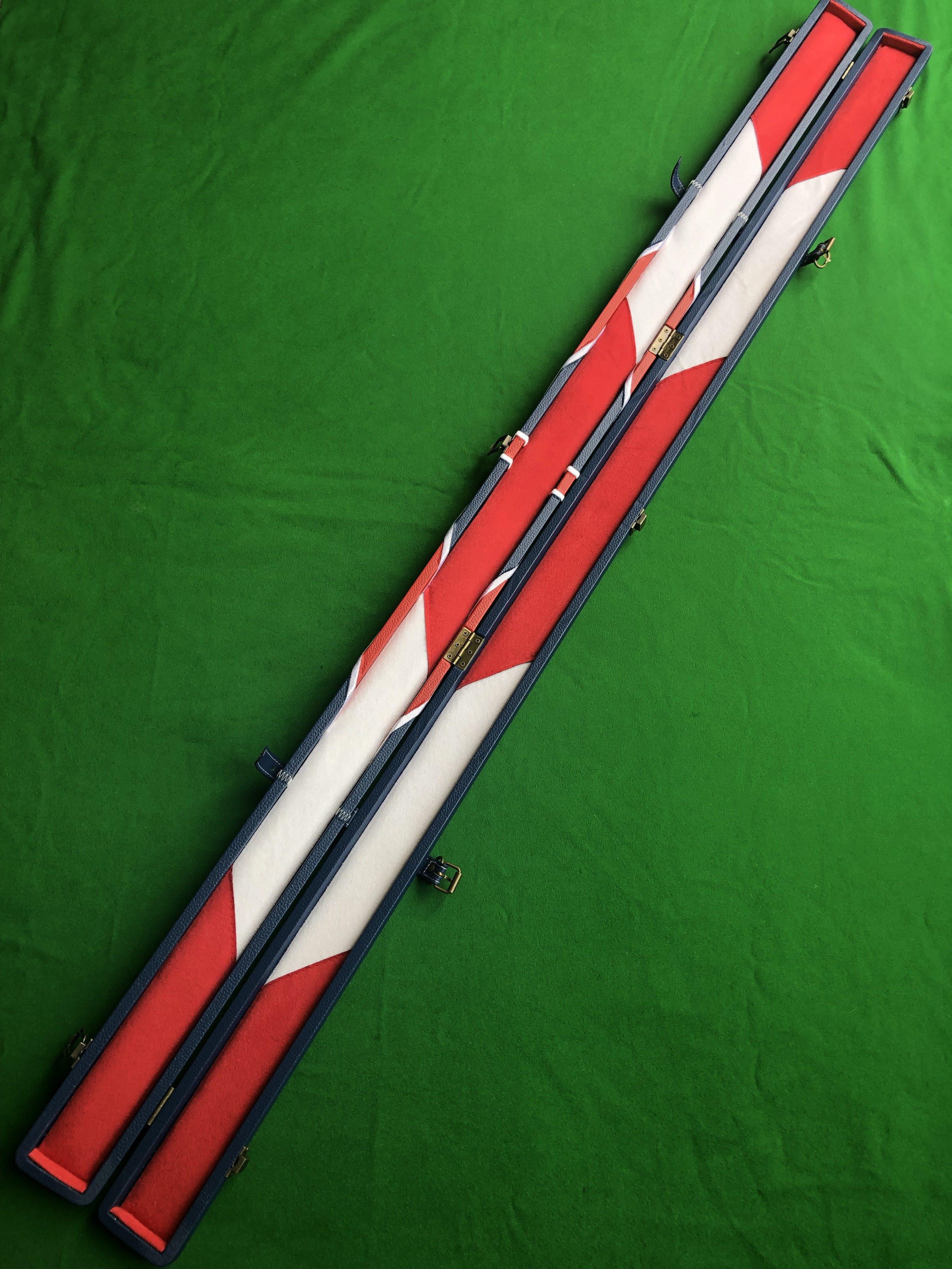 1 Piece Union Jack Flag Cue Case