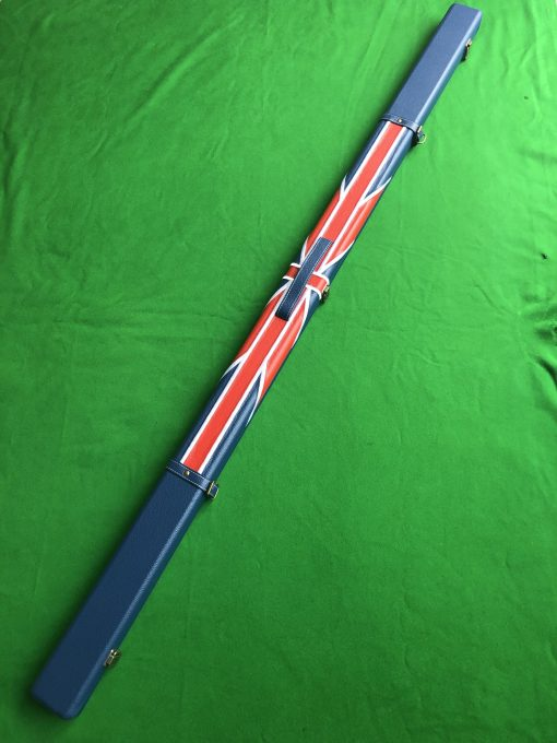 1 Piece Union Jack Flag Cue Case 3