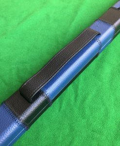 One Piece Blue & Black Slim Cue Case S11 1
