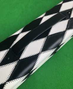 One Piece Diamond Patterned Cue Case J6107-4 1