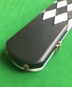 One Piece Diamond Patterned Cue Case J6107-4 3