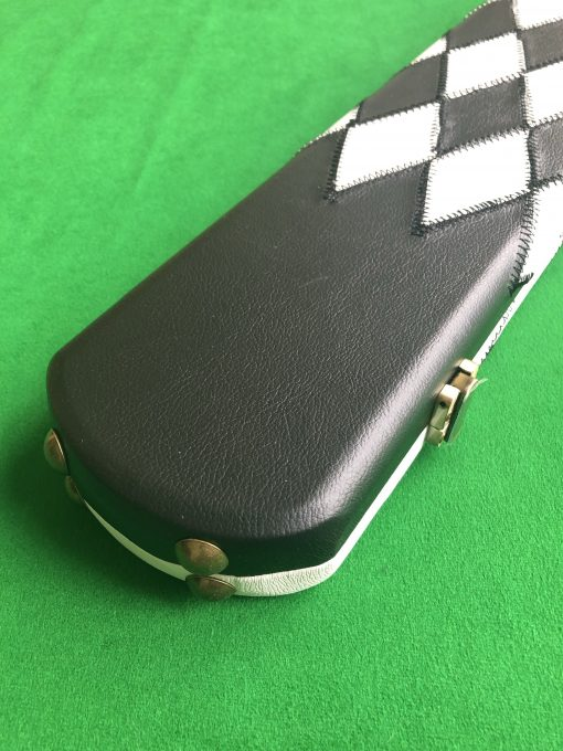 One Piece Diamond Patterned Cue Case J6107-4 3