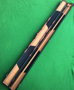 Three Quarter Blue & Red Diamond Cue Case - E6091-2 2