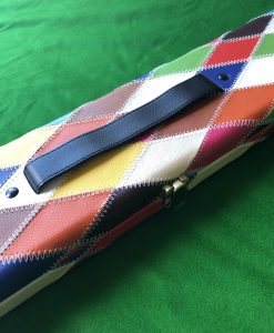 Three Quarter Harlequin Cue Case - H6609-4 1