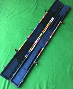 Three Quarter Harlequin Cue Case - H6609-4 2